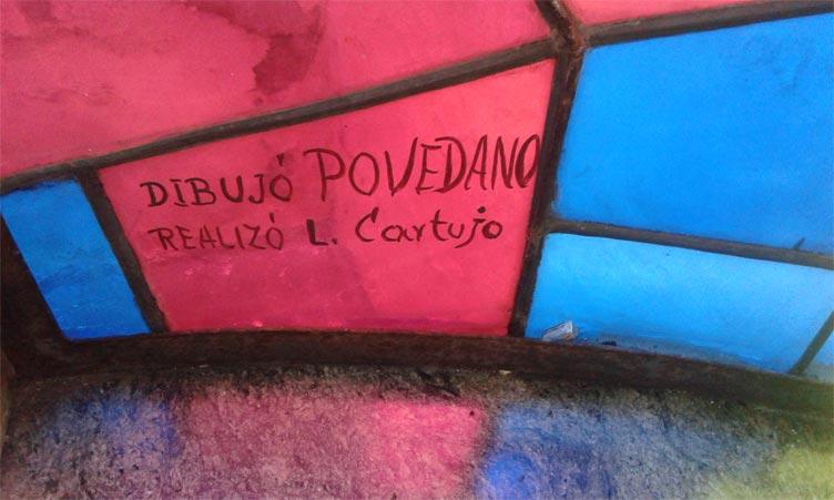 Obra de Antonio Povedano