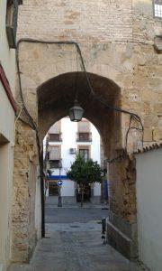 Cableado Arco del Portillo