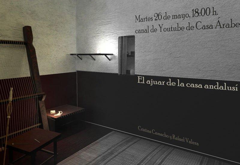 El ajuar de la casa andalusí