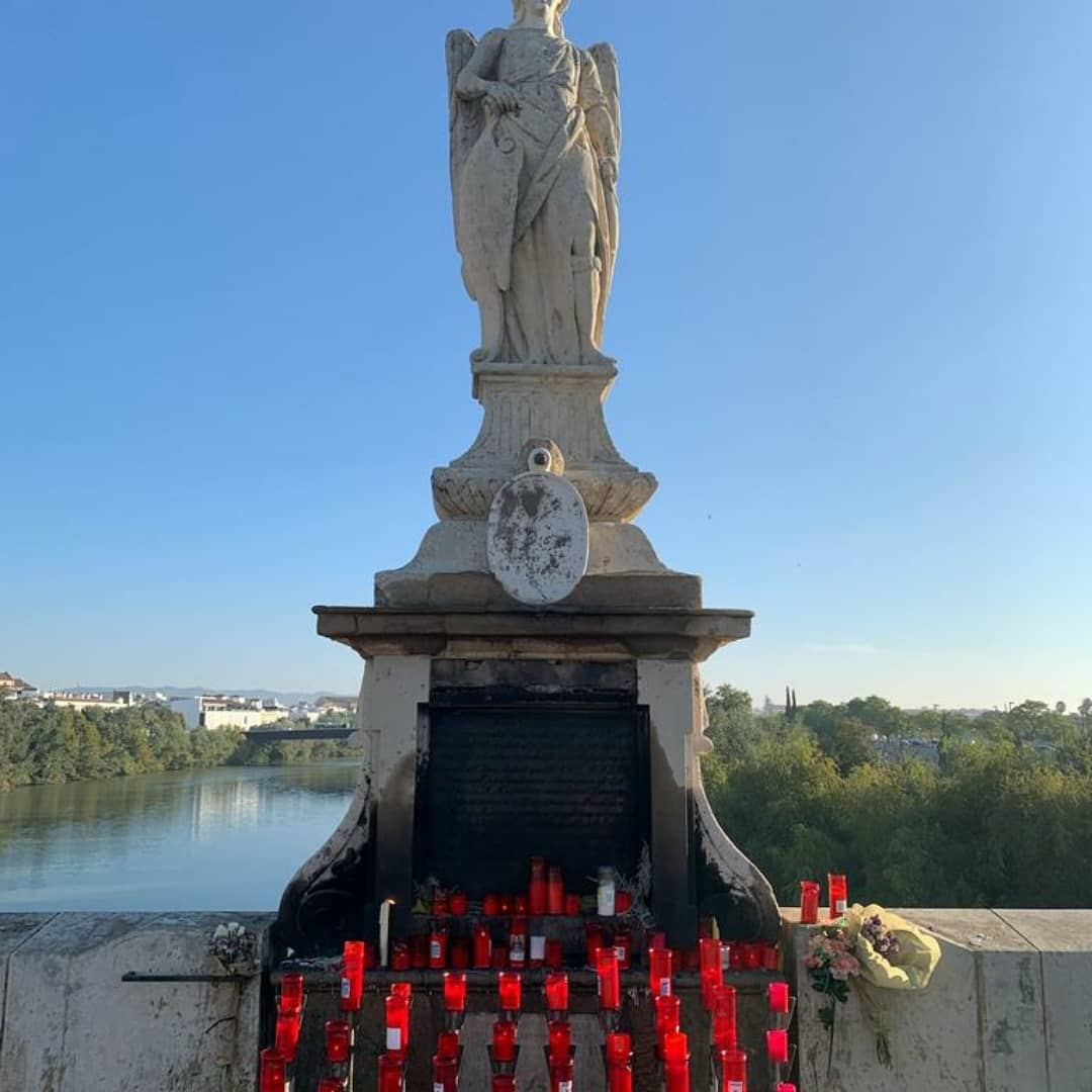 Homenaje a san Rafael