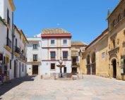 Fachada museo Julio Romero de Torres